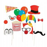 Carnival Stick Costume Photo Props (12)